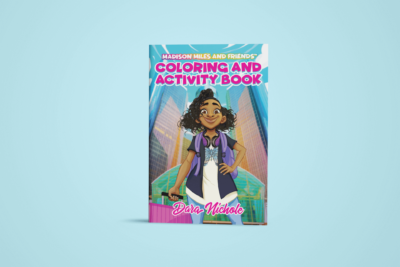 Coloring and Activity Book 3