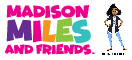 Madison Miles and Friends Logo
