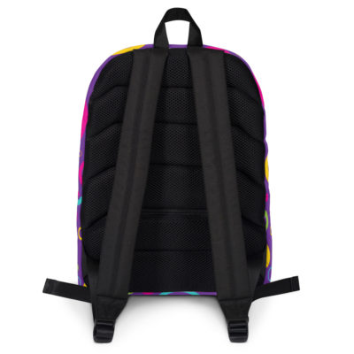 Hey Y'all Backpack - Purple 2